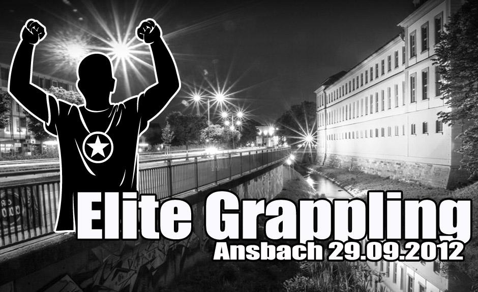 Elite Grappling Challenge Süd