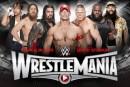 Wrestlemania XXXI
