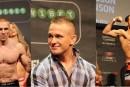 Hein und Siver kämpfen bei UFC Berlin