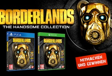 Gewinnspiel: Borderlands The Handsome Collection für die PS4