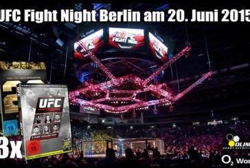 Gewinnspiel: UFC Fighting For A Generation + UFC Best Of 2014 including Best Of 2013