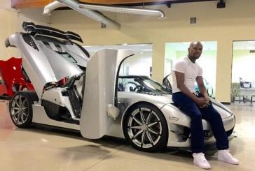 Floyd Mayweather kauft ein Auto – für 4,8 Millionen Dollar!