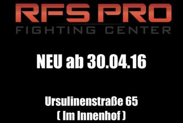 Das RFS Pro Fighting Center öffnet in Saarbrücken seine Pforten