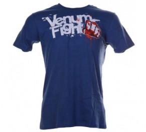 Abverkauf Venum Striker TShirt blue