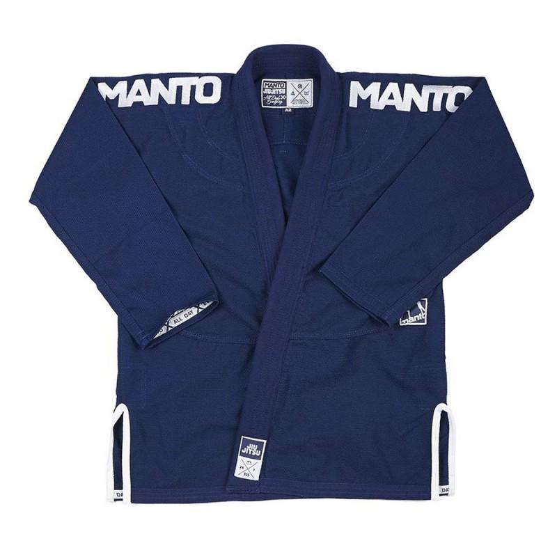 Abverkauf Manto X3 BJJ Gi Navy Blue V2