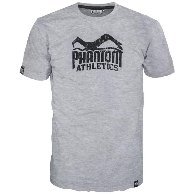 Phantom MMA Sports T-Shirt Grey
