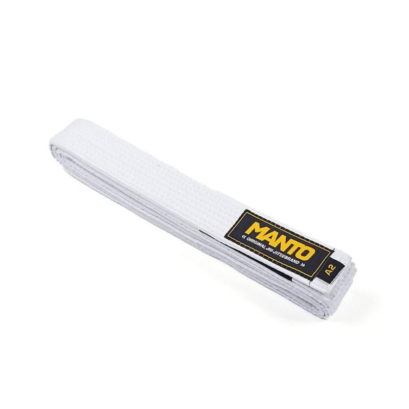 Manto Original BJJ Belt White