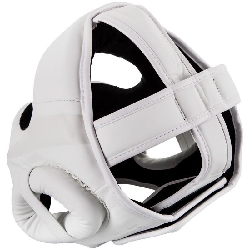Venum Elite Headguard White White