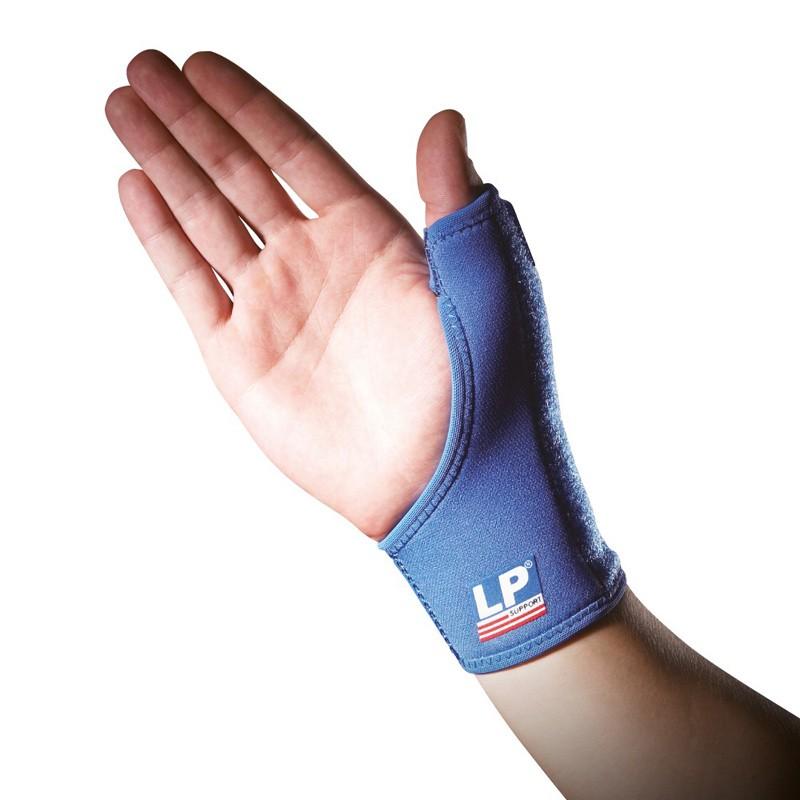 Abverkauf LP-Support 763 Basic Daumenorthese Blau L