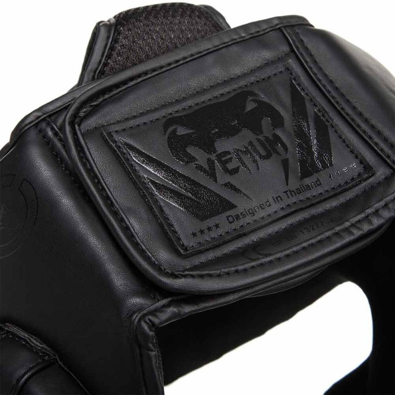 Venum Challenger 2.0 Headguard Black Black