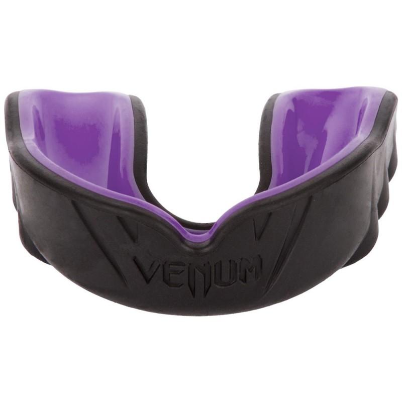 Venum Challenger Mouthguard Black Purple