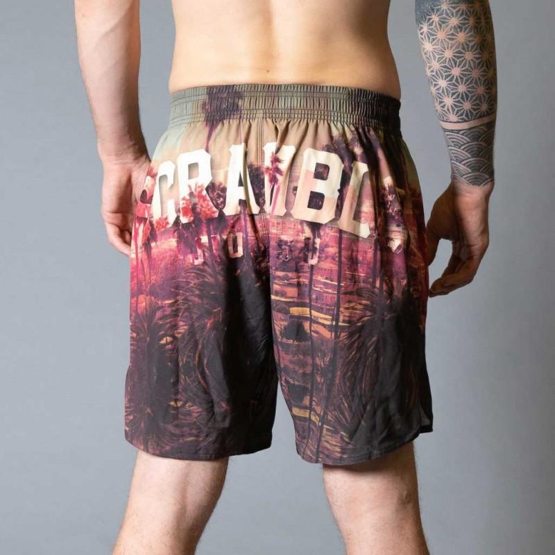 Scramble Cali Grappling Shorts