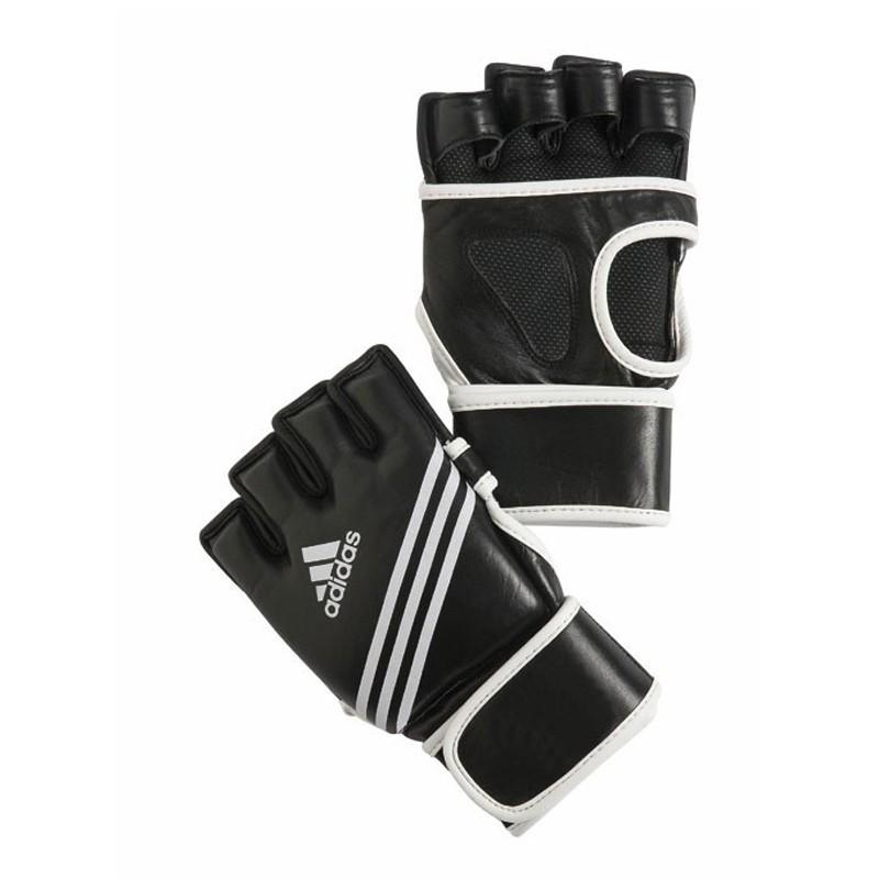 Abverkauf Adidas MMA Training Handschuh Leder ADICSG09