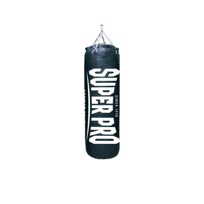Super Pro Classic Vertical Logo Boxsack 120cm gefüllt