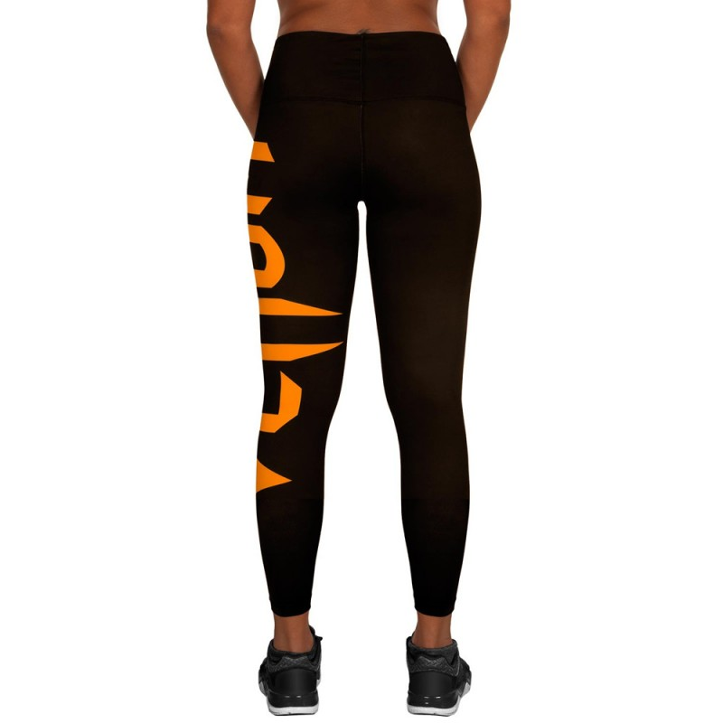 Venum Giant Leggings Women Black Corail