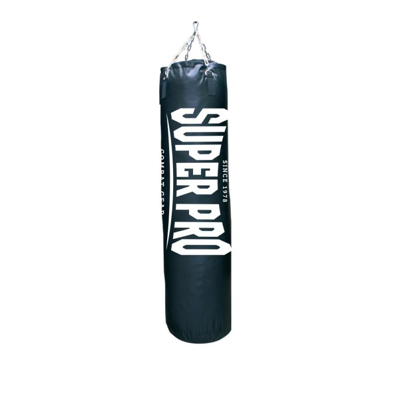 Super Pro Classic Vertical Logo Boxsack 150cm gefüllt