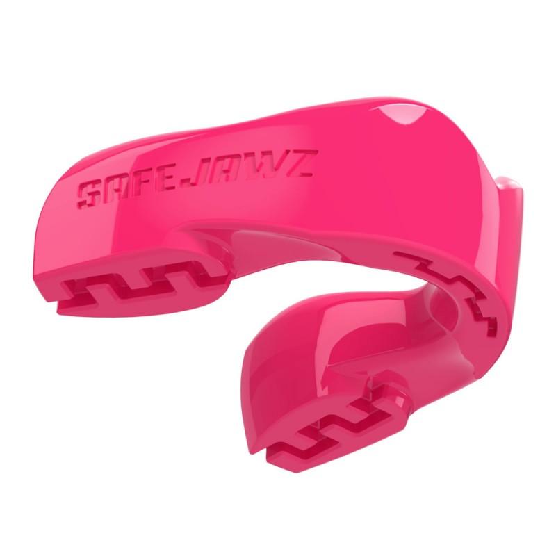 Safe Jawz Intro Series Zahnschutz Pink Junior