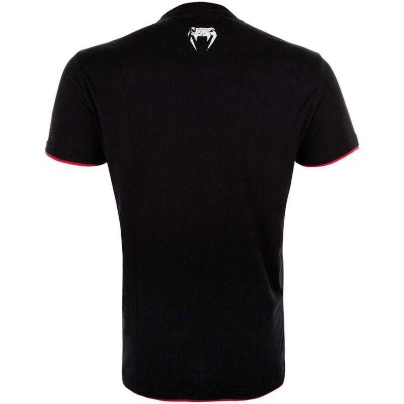 Abverkauf Venum Pirate 3.0 T-Shirt Black Red