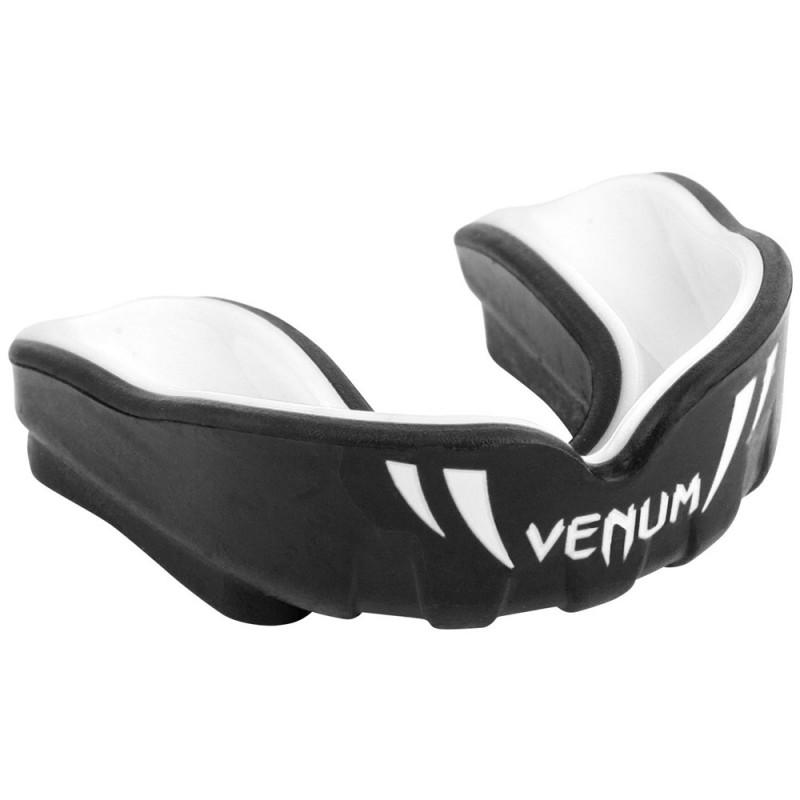 Venum Challenger Mouthguard Kids Black White