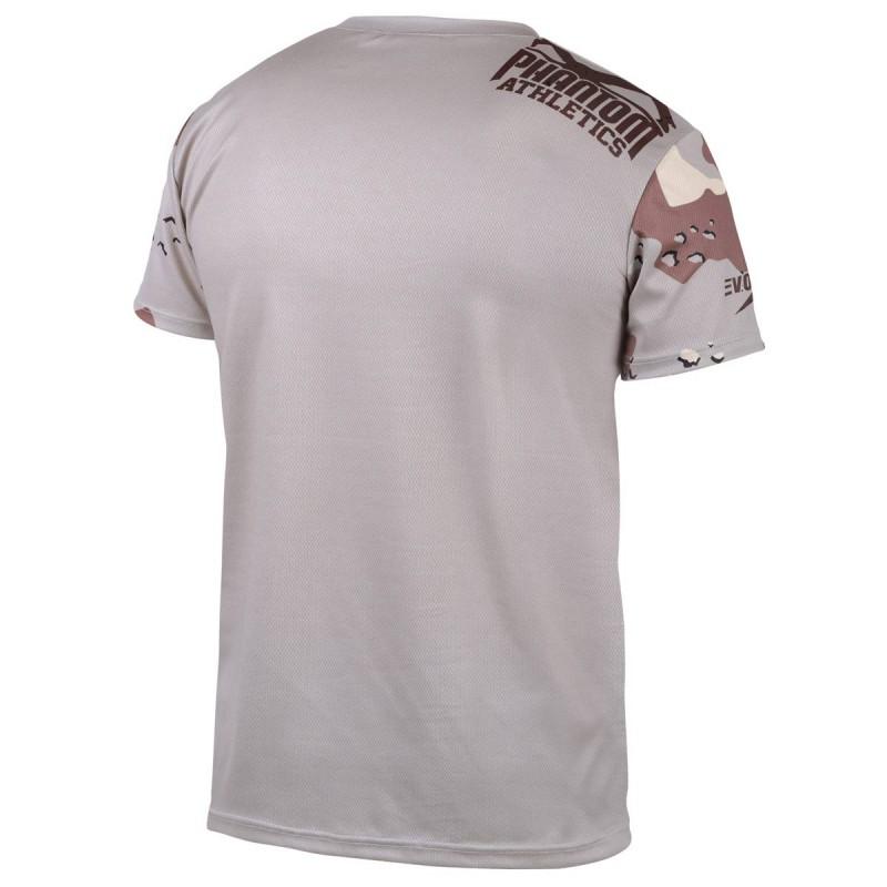 Phantom EVO Warfare T-Shirt Desert Camo