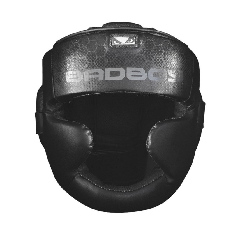 Bad Boy Legacy 2.0 Headguard Black