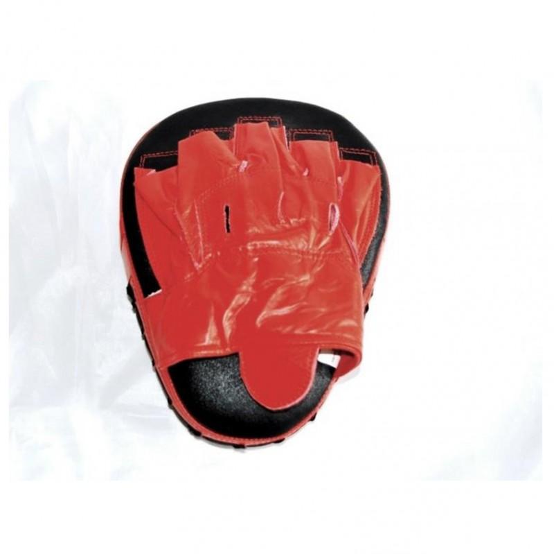 Abverkauf Phoenix Handpratze Leder Gekrümmt