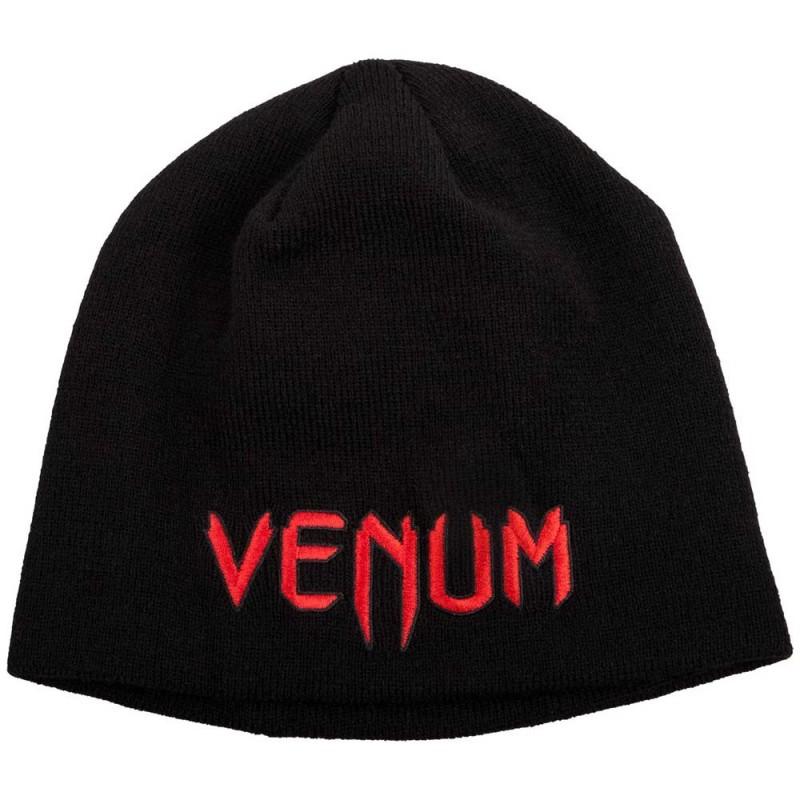 Venum Classic Beanie Black Red