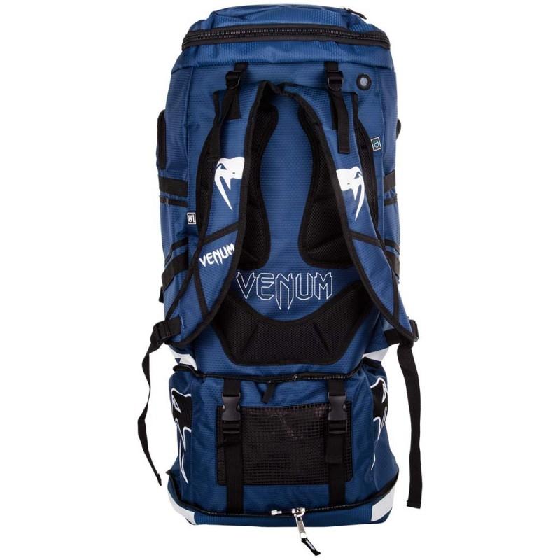 Venum Challenger Xtrem Backpack Navy Blue White