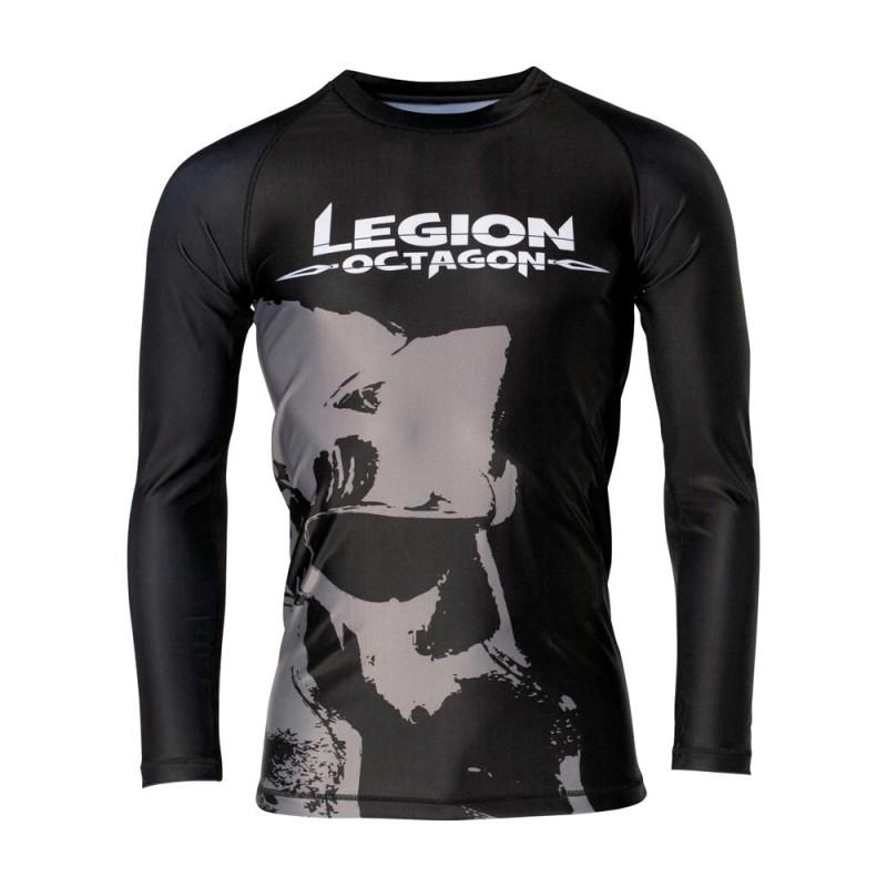 Legion Octagon Rashguard LS