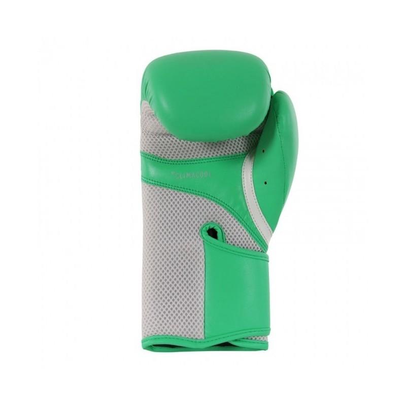 Abverkauf Adidas Speed 100 Boxhandschuhe Green Silver