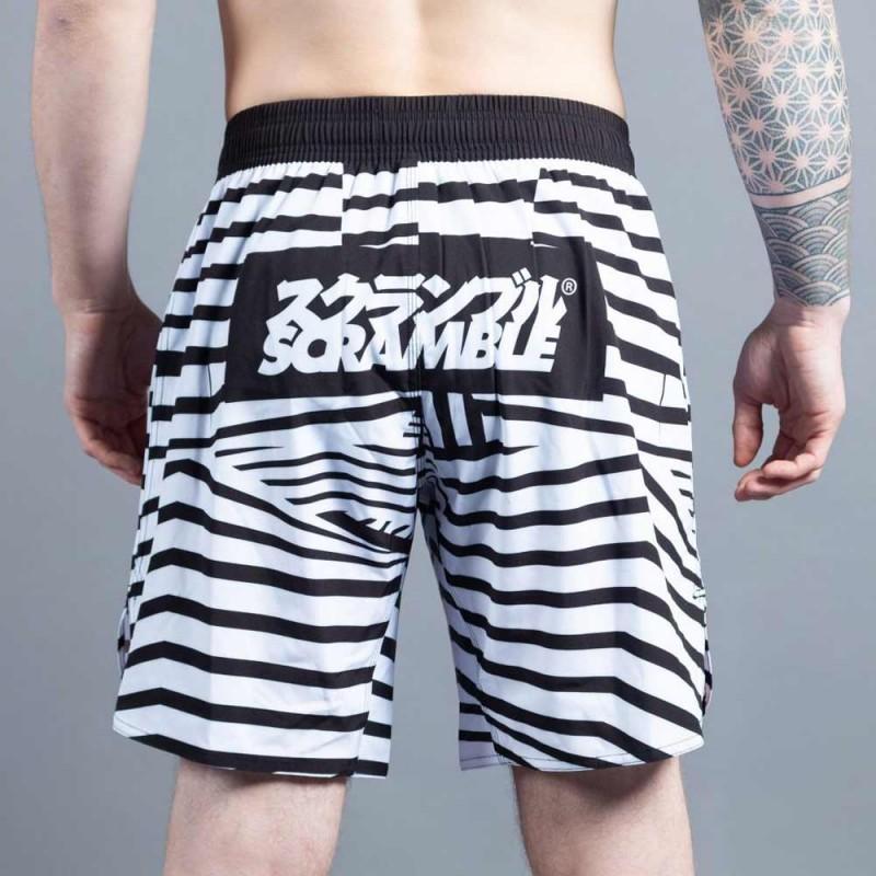 Scramble Dazzle Camo Grappling Shorts
