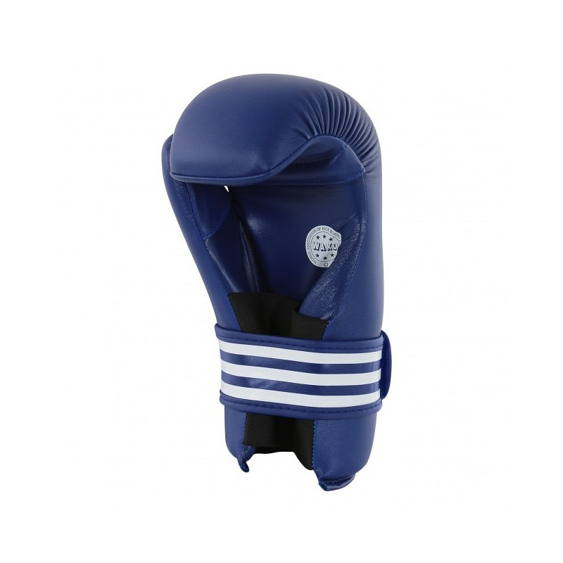 Adidas Semi Contact Gloves Wako Blue