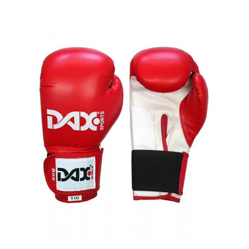Dax Boxhandschuhe Junior Rot Weiss