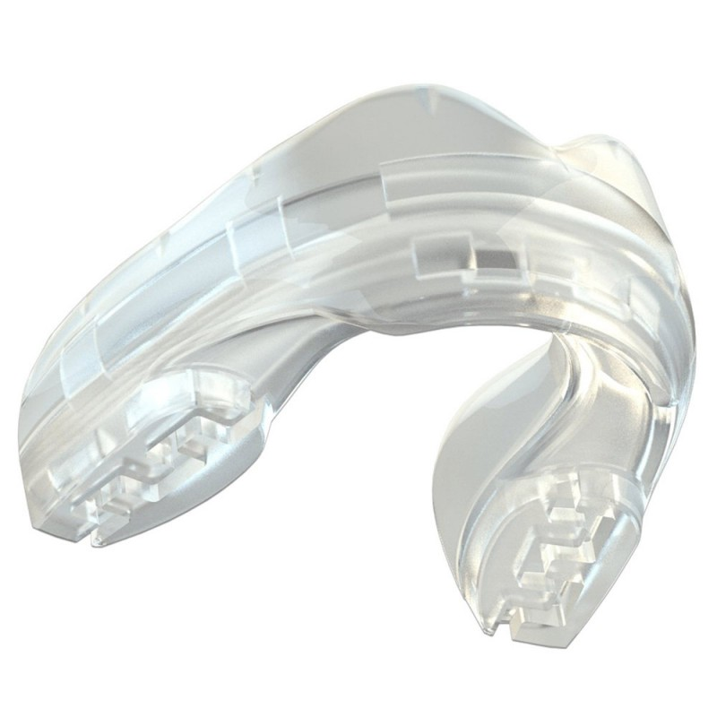 Safe Jawz Ortho Series Zahnspangen Zahnschutz Clear