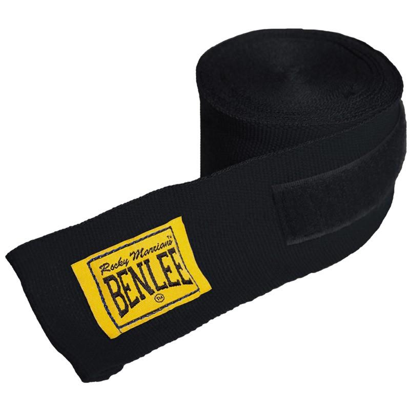 Benlee Handwraps Elastic 450cm Black