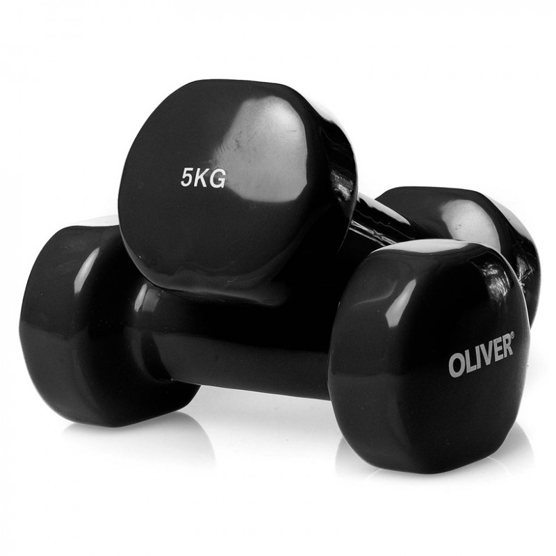 oliver vinyl hantel 2 x g nstig kaufen boxhaus. Black Bedroom Furniture Sets. Home Design Ideas