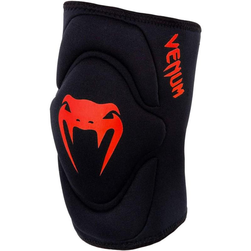 Venum Kontact Gel Knee Pad Black Red
