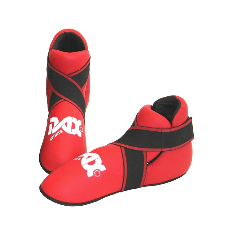 Dax Fussschutz Classic Kunstleder Rot