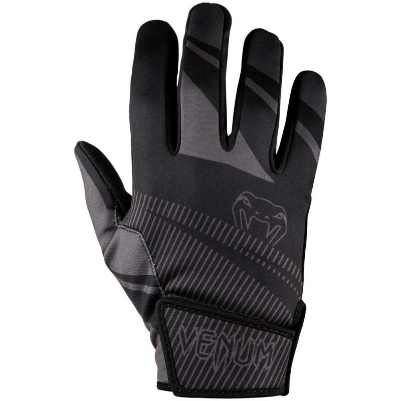 Venum Runner Gloves Black Grey
