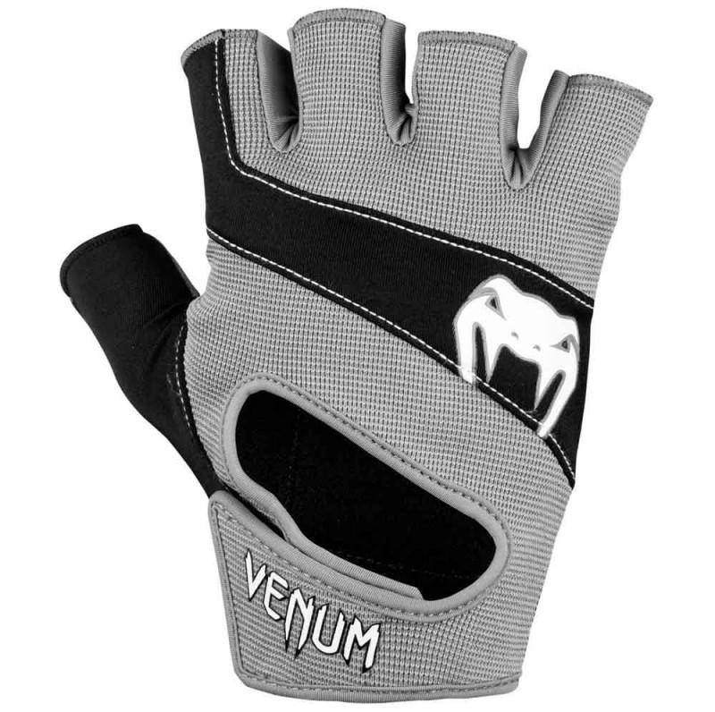 Venum Hyperlift Training Gloves Black Grey