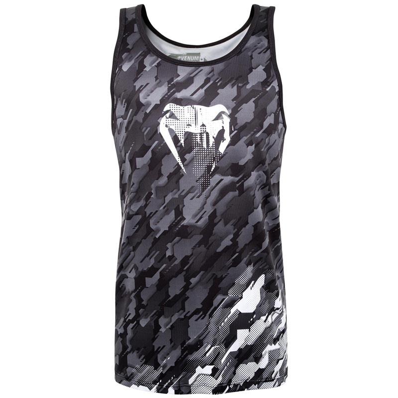Venum Tecmo Tank Top Dark Grey