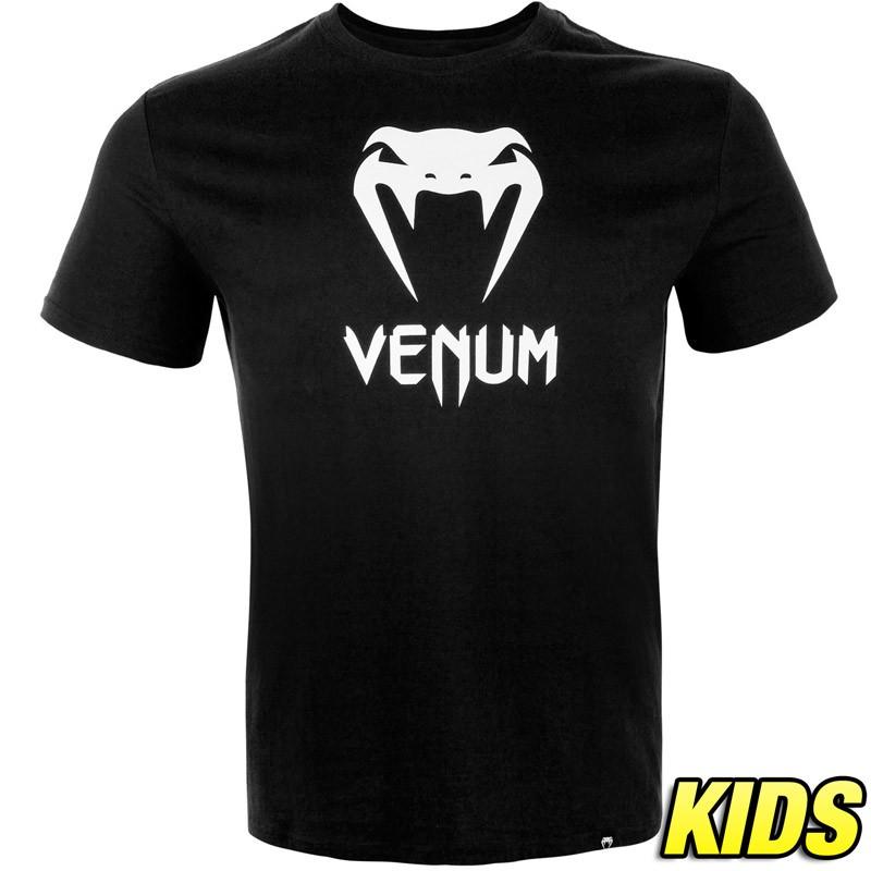 Venum Classic T-Shirt Kids Black