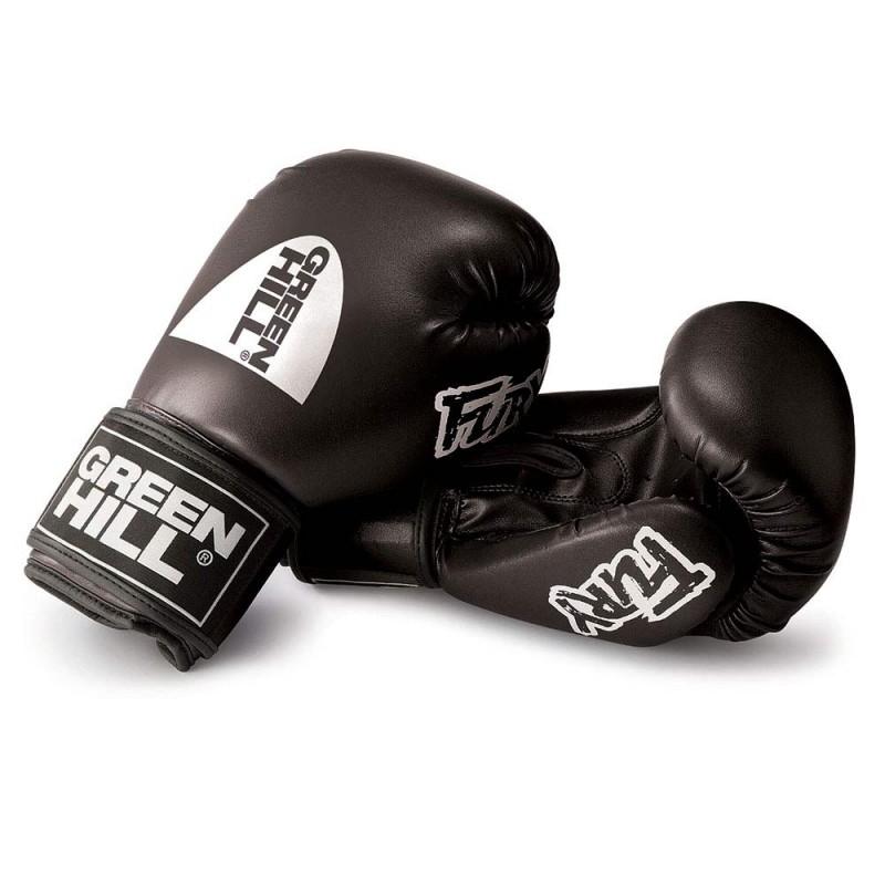 Green Hill Fury Boxhandschuhe