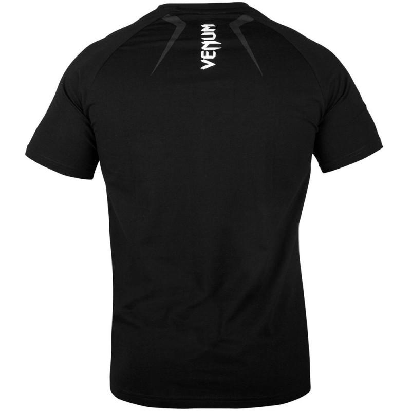 Venum Contender 4.0 T-Shirt Black Grey White