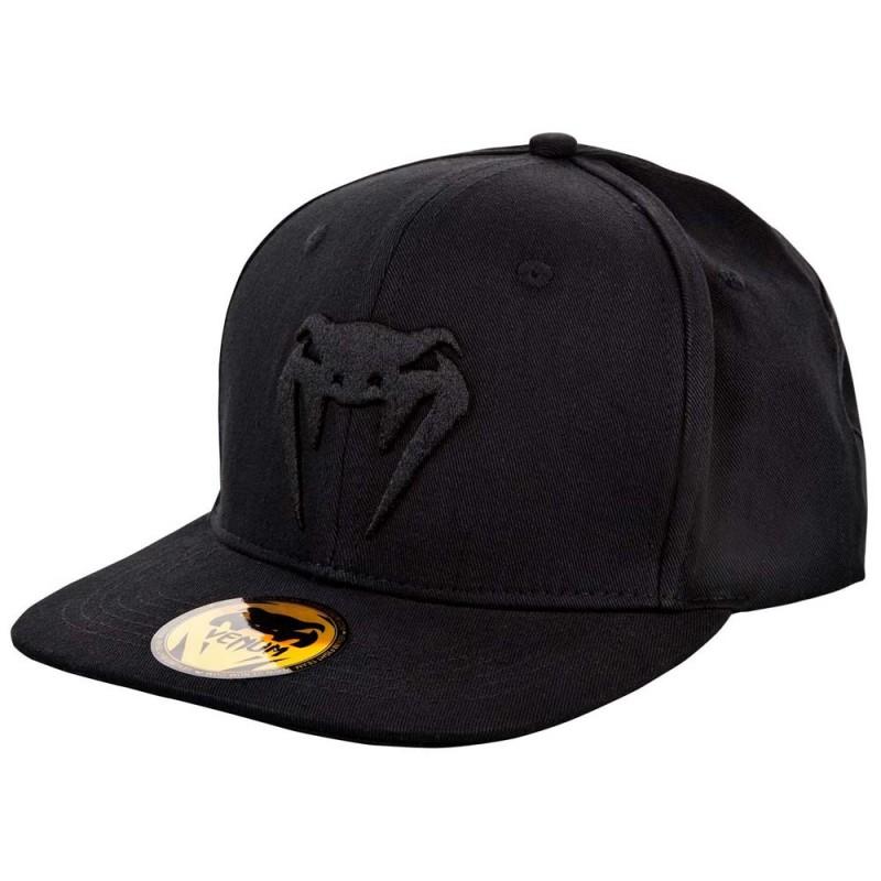 Venum Classic Snapback Cap Black Black