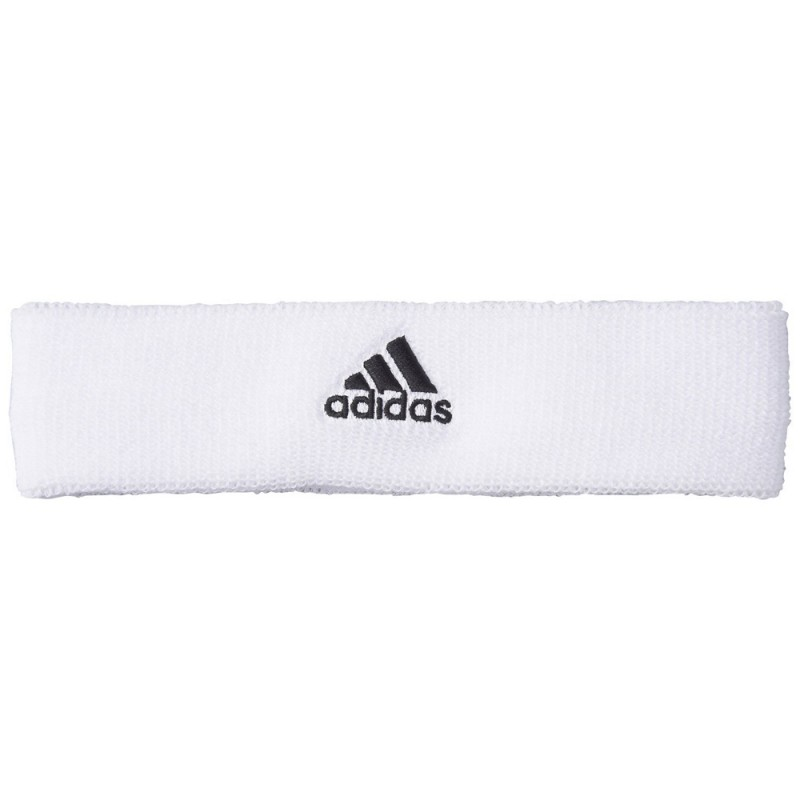 Adidas T19 Tennis Headband Stirnband White CF6925