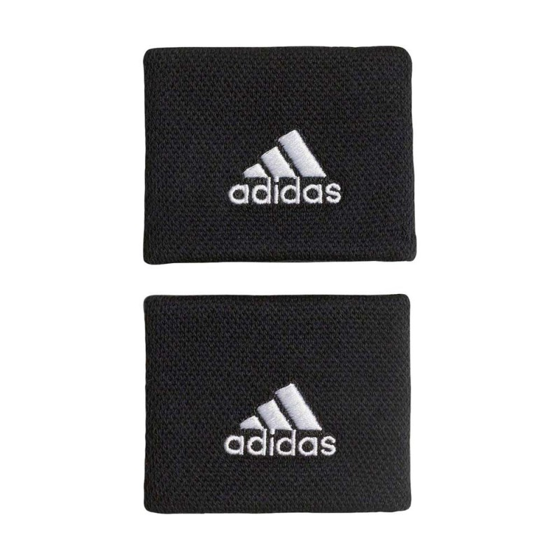 Adidas T19 Tennis Wristband Schweissband Black CF6280