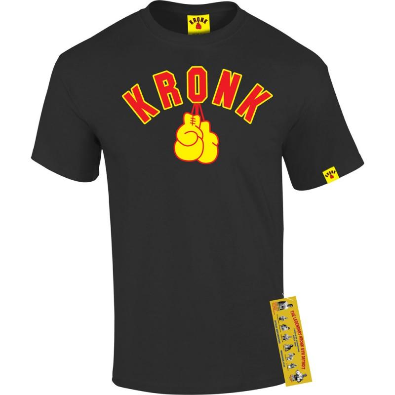 Kronk Gloves T-Shirt Black