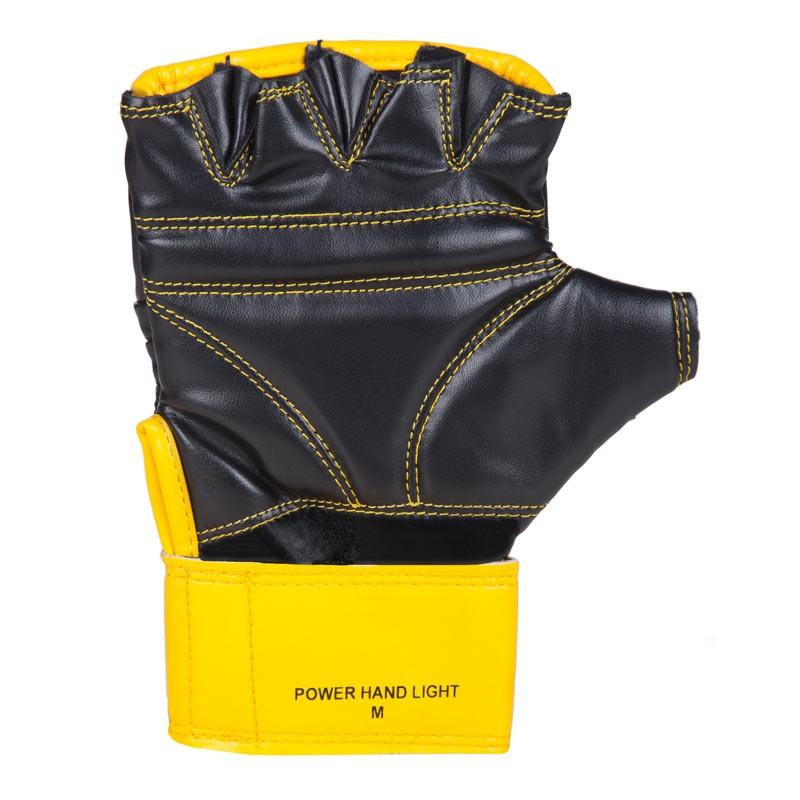 Benlee Power Hand Light Art. Leather Bag Mitts