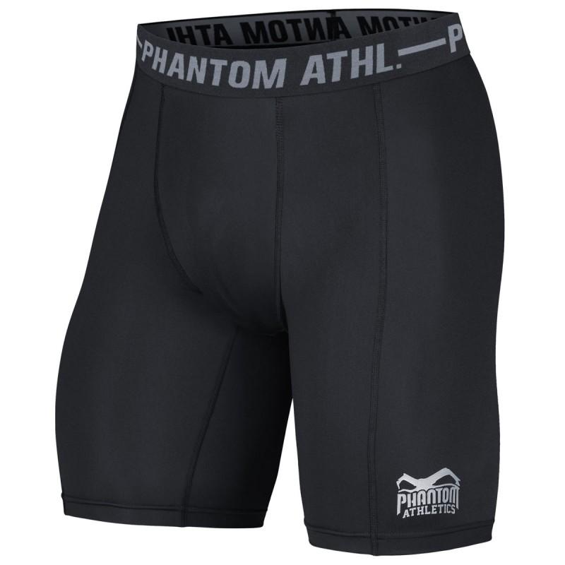 Phantom Vector Compression Short Black